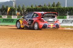 FIA World Rallycross Championship - stock photo