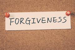 Forgiveness Stock Photos