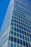 Office glass skyscraper building Kuvituskuvat