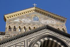 Stock Photo of Amalfi cathedral
