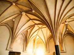 Gothic rib vault ceiling Kuvituskuvat