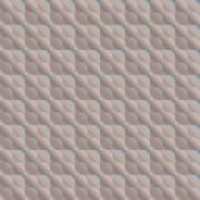 Beige geometric pattern of squares. Gradient. Vector pattern background - stock illustration
