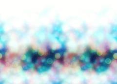Dreamy Bokeh Background Stock Illustration