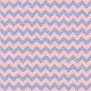 Rose quartz and serenity. Chevron backdrop. Vector illustration. - stock illustration