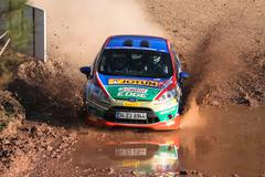 Istanbul Rally 2015 - stock photo