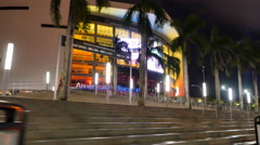 American Airlines Arena Stock Footage