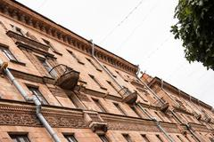 Stock Photo of Historical Building in Minsk