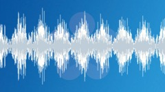 Large industrial ventilation fan loop 0005 Sound Effect