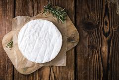 Creamy Camembert - stock photo