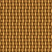 Abstract decorative wooden striped textured basket weaving background. Stock Illustration
