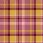 Pink and sienna plaid Stock Illustration