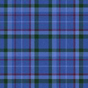 Blue and magenta plaid Stock Illustration