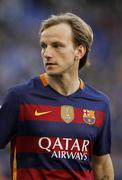 Ivan Rakitic of FC Barcelona - stock photo