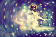 Abstract music illustration Stock Illustration