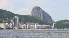 Rio de Janeiro Establishing Shot, Brazil - 1080p Stock Footage