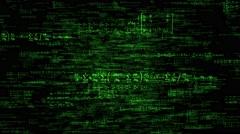 Formula formulae science scientific professor teacher intelligent math learn 4k Stock Footage