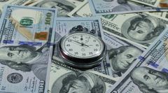Time Is Money 2 - stock footage