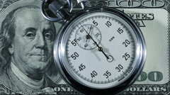 Time Is Money 8 - stock footage
