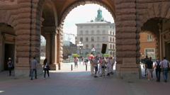 STOCKHOLM - SWEDEN, AUGUST 2015: chanting for hare krishna Stock Footage