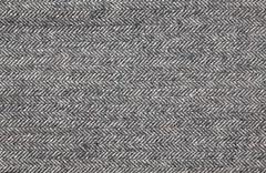 Close up of a brown tweed fabric - stock photo