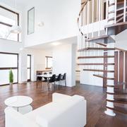 Stock Photo of Luxury mansion in modern design
