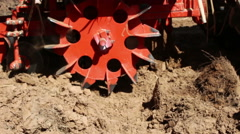 Agricultural Machinery - stock footage
