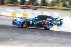 Apex Masters Turkish Drift Championship Stock Photos