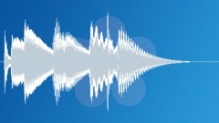 Cartoon kalimba advance ding - sound effect
