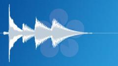 Cartoon kalimba fail info ding Sound Effect