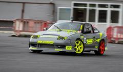 Apex Masters Turkish Drift Championship - stock photo
