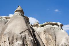Amazing view of Cappadocia Stock Photos