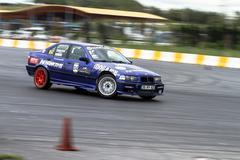 Apex Masters Turkish Drift Championship Stock Photos
