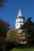 Maryland State House - stock photo