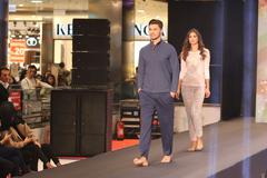 Optimum Outlet Fashion Days Catwalk - stock photo