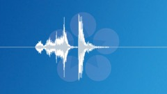 Teaspoon Pickup Metal Surface Sound Effect