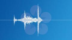Remove Glass Ashtray - sound effect