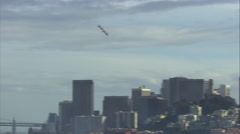 Blue Angels - Diamond 360 - stock footage