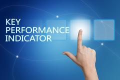 Key Performance Indicator - stock illustration