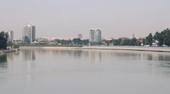 Kuban River Stock Footage