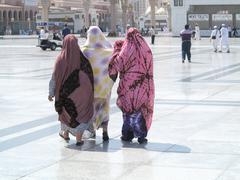 Journey to Hajj in Mecca 2013 Stock Photos