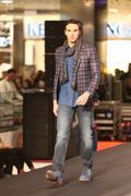 Optimum Outlet Fashion Days Catwalk - stock photo