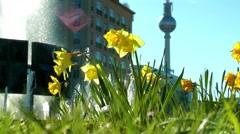 easter in Berlin - stock footage