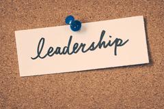 Stock Photo of leadership