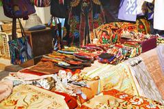 Street market Kuvituskuvat