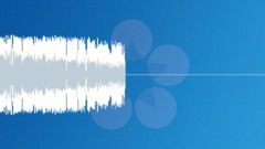 Pixel-Like Computer Game Sound Äänitehoste