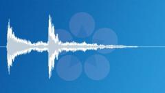 Percussive score notification 24 Sound Effect