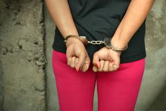 Arrested Stock Photos