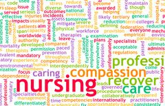 Nursing Stock Illustration