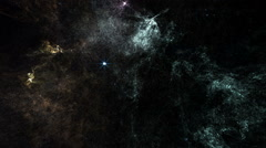 Amazing Planetary Nebula Galaxy 3D Animation v1 3 Stock Footage