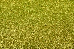 Shiny Green Glitter background with shine stars - stock photo